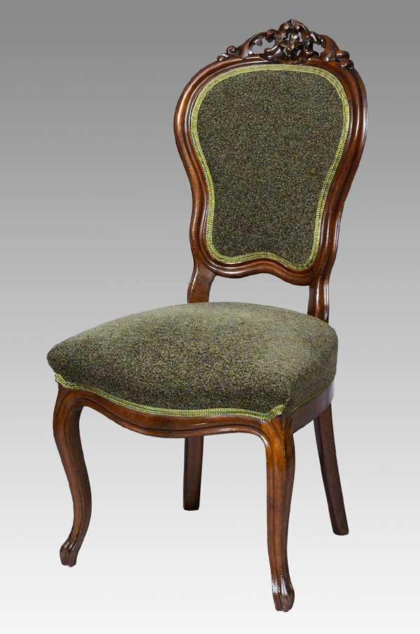 auktionshaus bergmann louis philippe stuhl postendetails. Black Bedroom Furniture Sets. Home Design Ideas