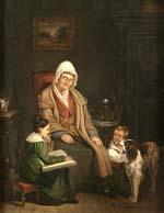 Genremalerei 19. jahrhundert  Auktionshaus Bergmann - Gemälde - Juli Auktion 2006 - Katalog