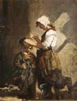 Genremalerei 19. jahrhundert  Auktionshaus Bergmann - Gemälde - Frühjahrsauktion - Katalog