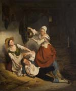 Genremalerei 19. jahrhundert  Auktionshaus Bergmann - Gemälde - Herbst Auktion 2012 - Katalog